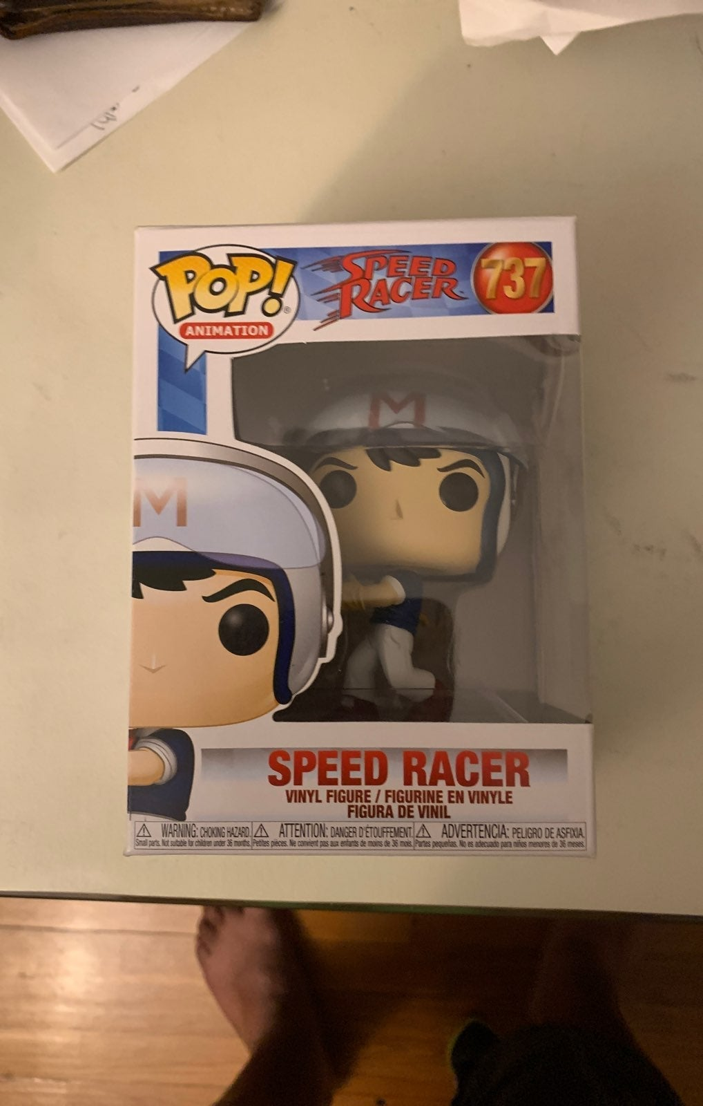 Funko Pop SPEED RACER 737