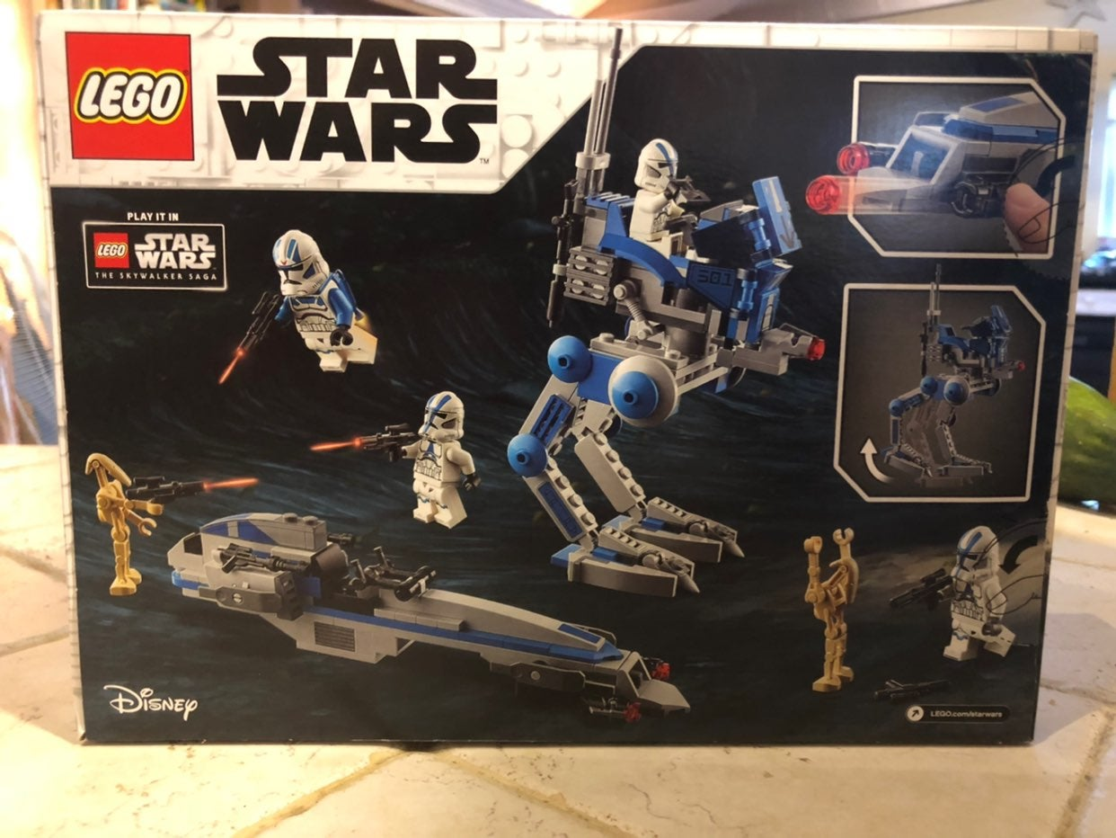 Lego Star Wars 75280 Clone Troopers
