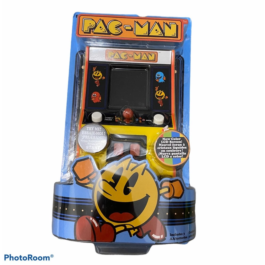 NEW Pac-Man Arcade Console Video Game