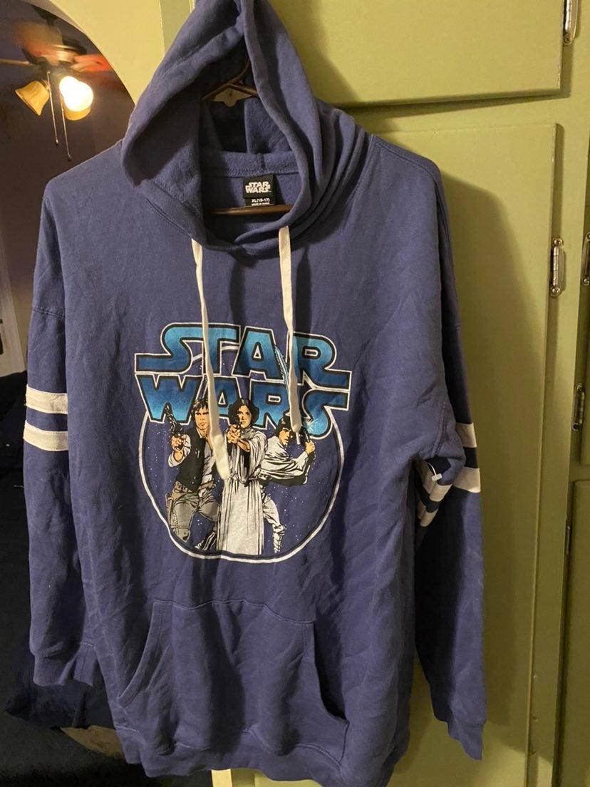 Star wars hoodie nwot