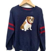 f8ed005e9 Sweater Janie Jack Bulldog Boys 4