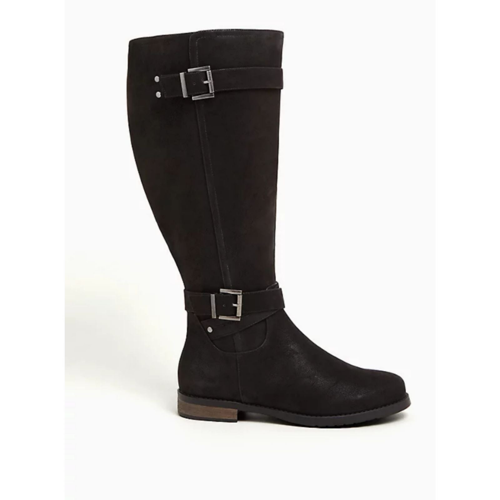 Torrid Faux Leather Knee-High Boot