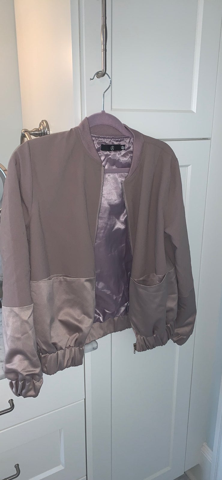 Missguided Bomber Jacket