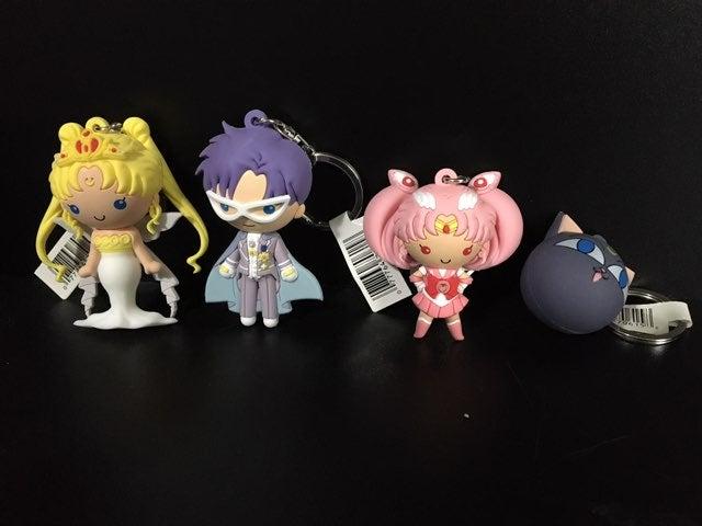 Sailor Moon Figural keychain Royal Famil