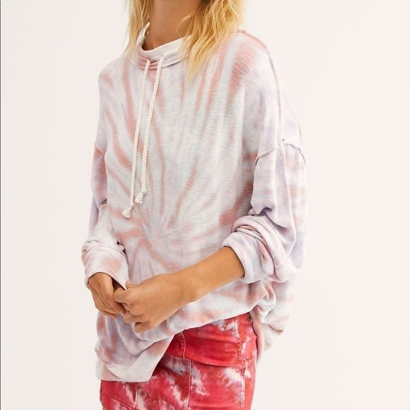 Free people best catch pullover