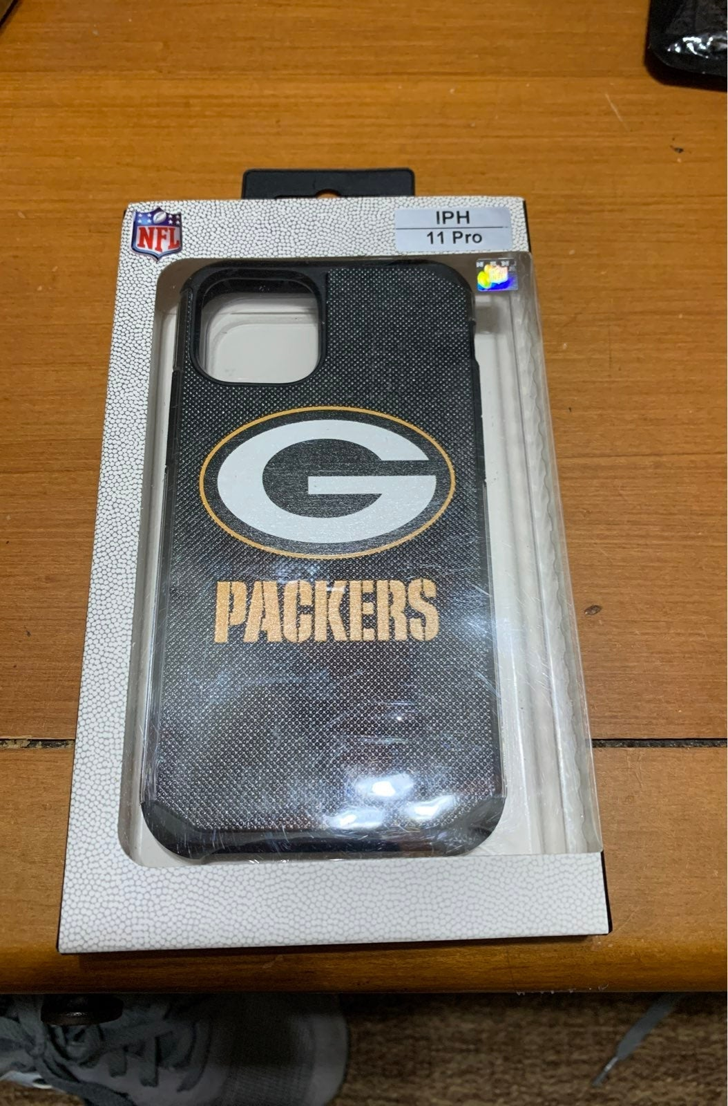 iPhone 11 pro green bay packers case
