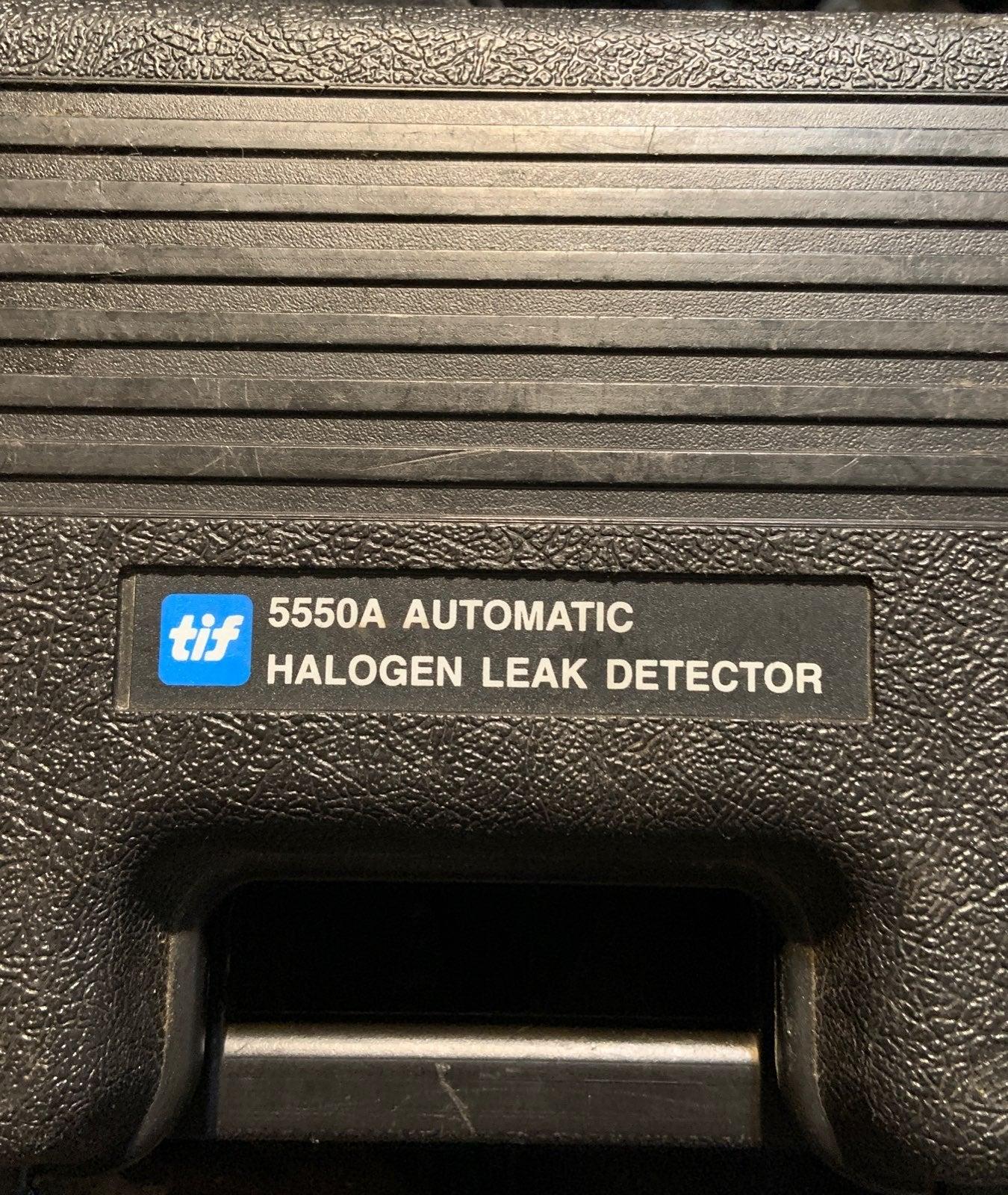 Refrigerant leak detector TIF brand