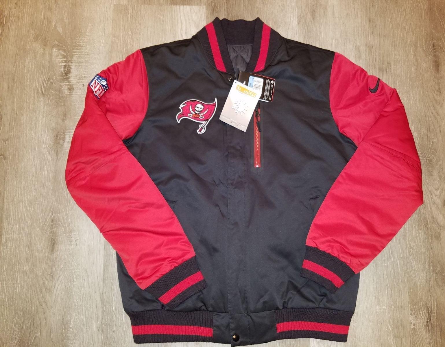 Nike Tampa Bay Buccaneers Jacket NWT Med