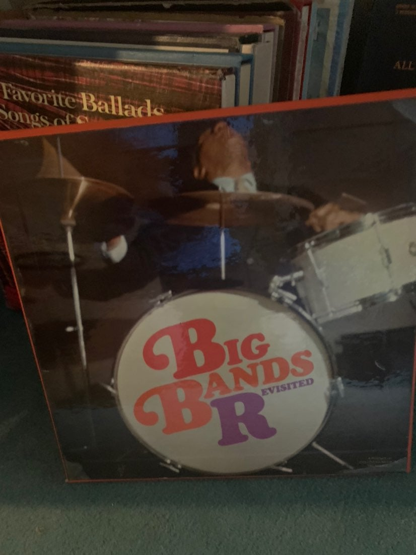 Bug Bands Revisited - 7 lps