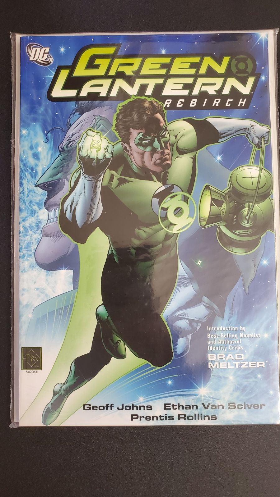 Green Lantern: Rebirth Complete TPB