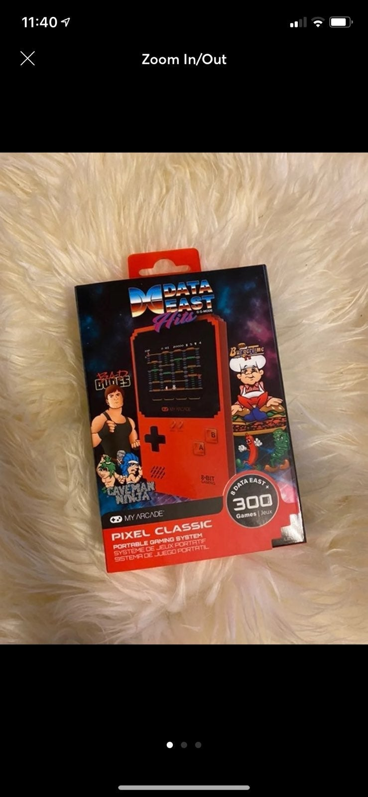 My arcade Handheld 300 Games new