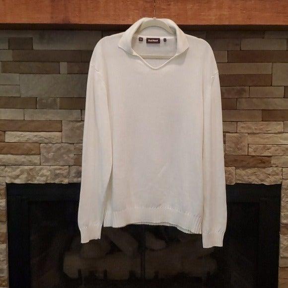 Paul Stuart Rice stich sweater. Large