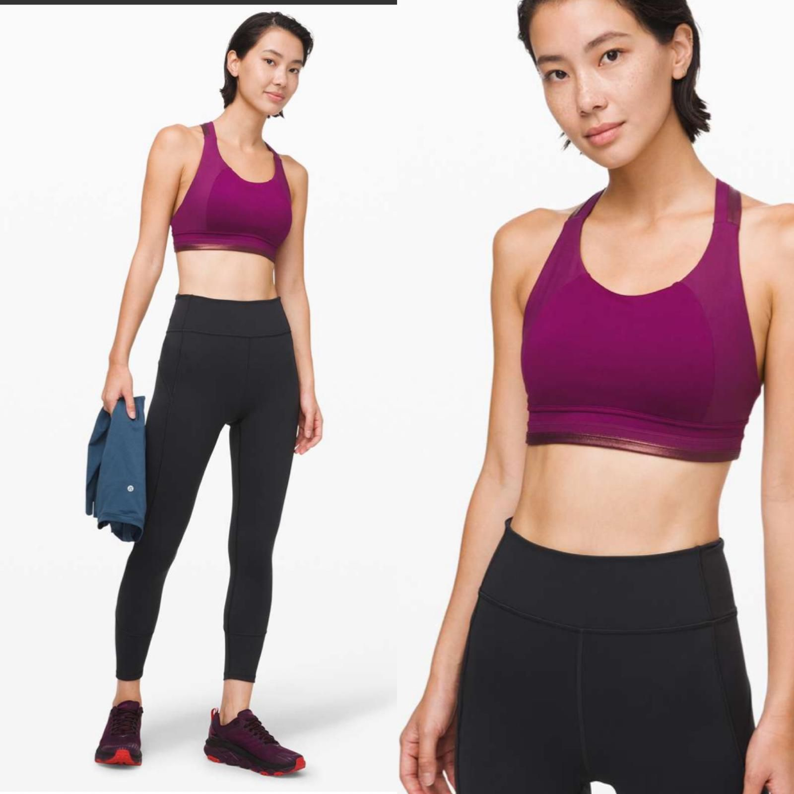Lululemon Power Position Bra
