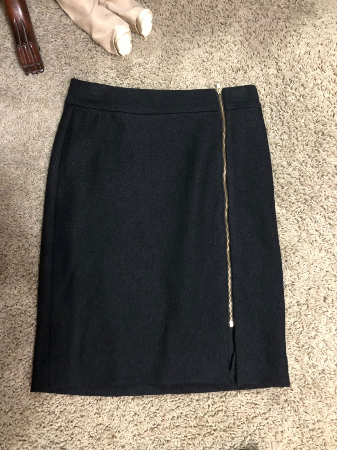 Black Banana Republic and J Crew skirts