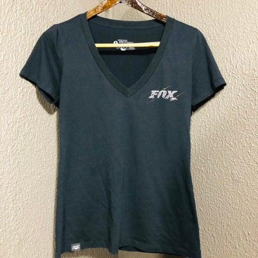 Fox racing V-neck