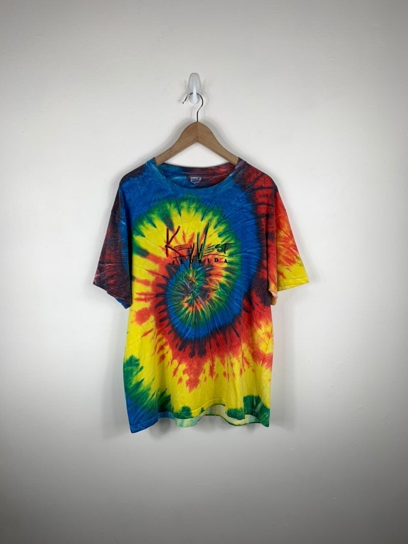 Key West Tie Dye Shirt