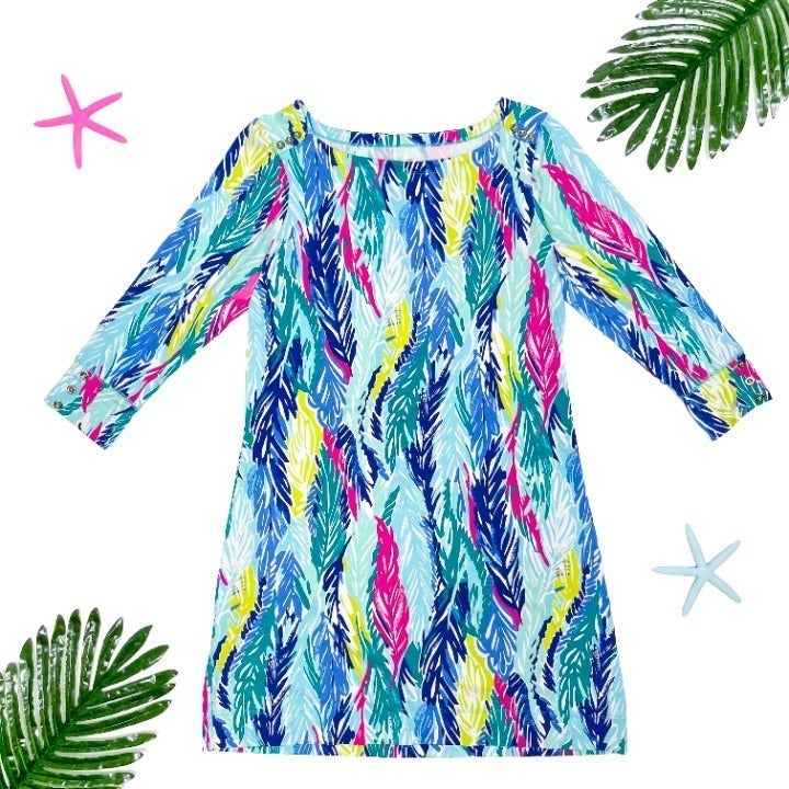 Lilly Pulitzer Sophie Dress Feather