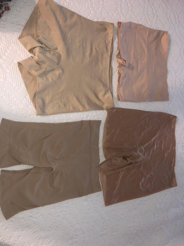 Spanx shorts ( 4 )
