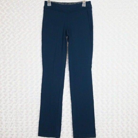 Lululemon Teal Yoga Pants Size 6