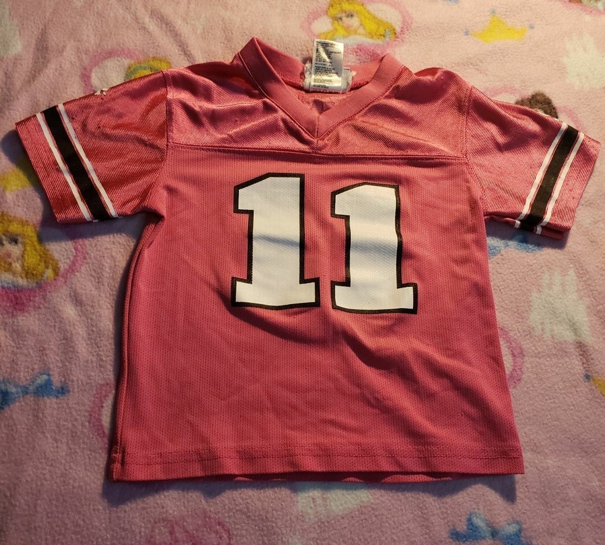 Toddler girls jersey Cincinnati 4t