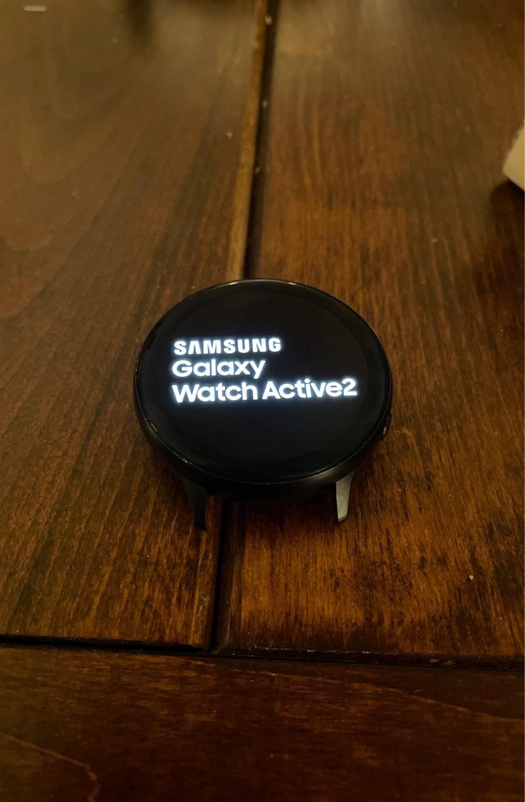 Samsung galaxy active 2 smartwatch 44mm