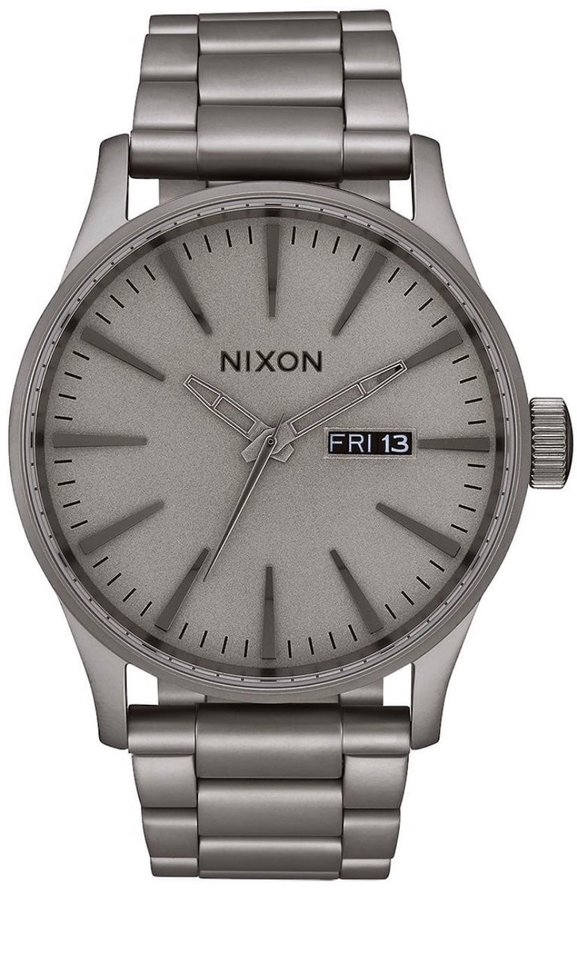 Nixon Sentry 42mm Watch