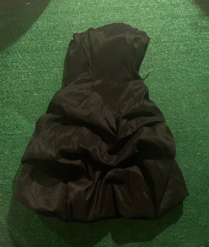 babydoll mini dress