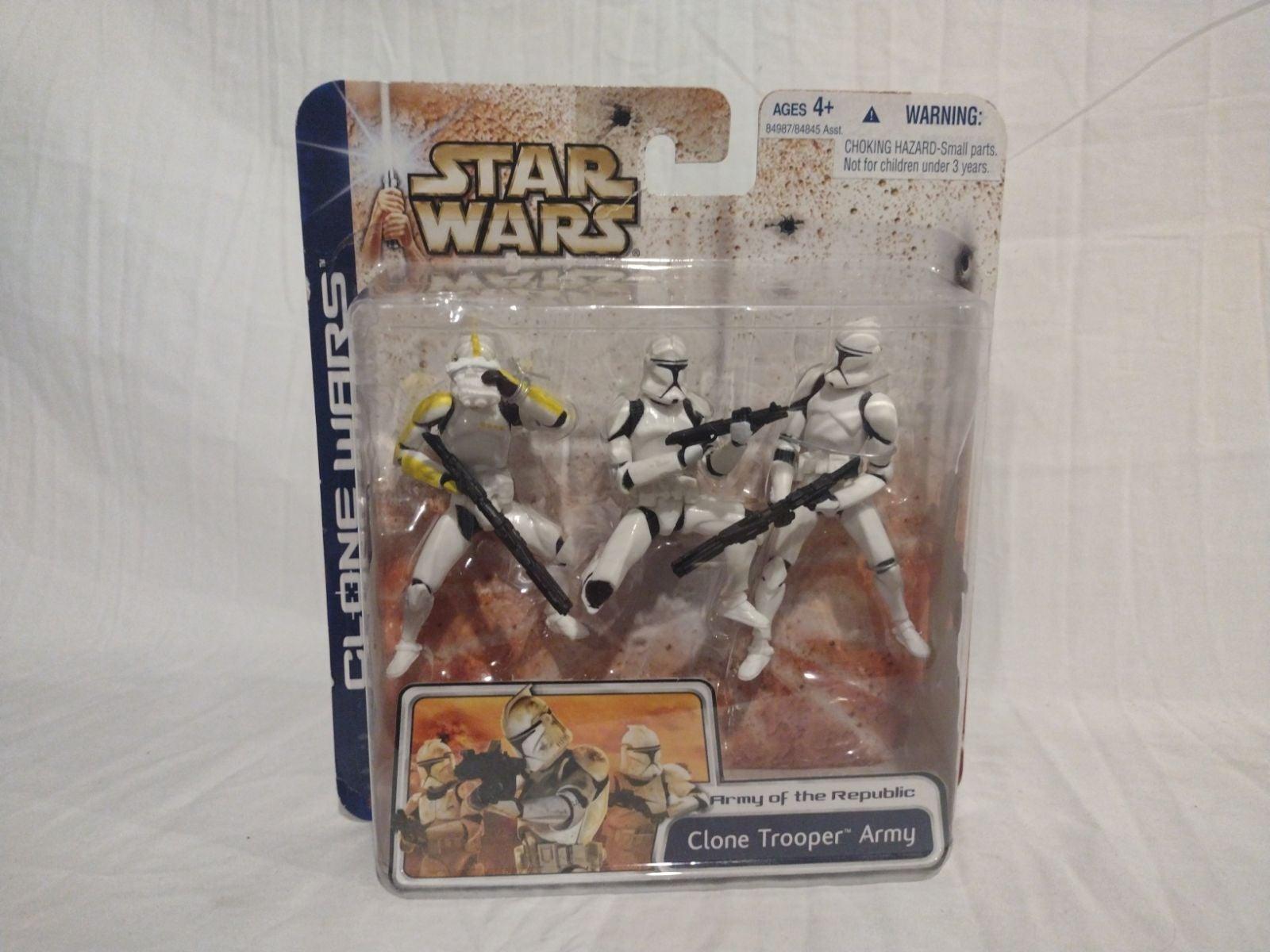 Star Wars Clone Trooper Army 2003