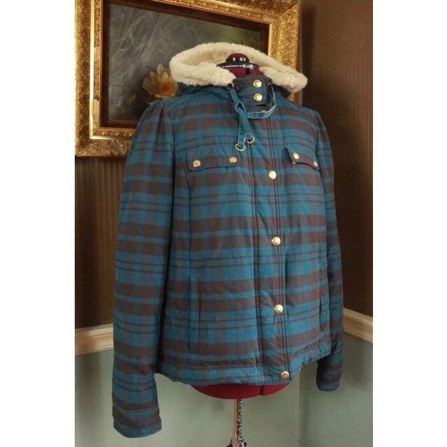Vintage Juicy Couture Puffer Jacket Coat