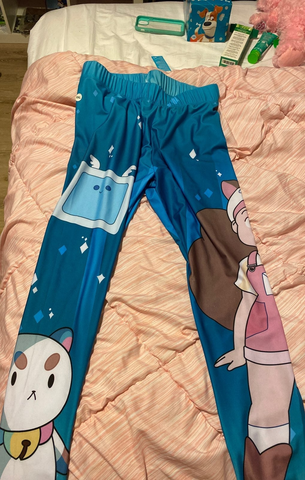 Bee and Puppycat Leggings