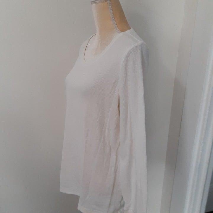 Gilligan & O'Malley white nightshirt XXL