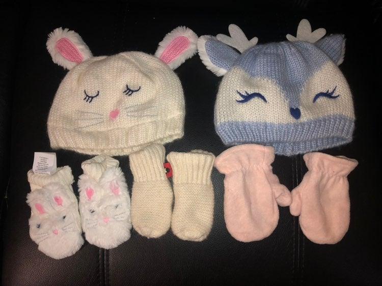 Hat & gloves bundle