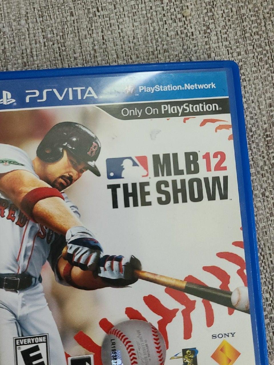 MLB 12 ps vita