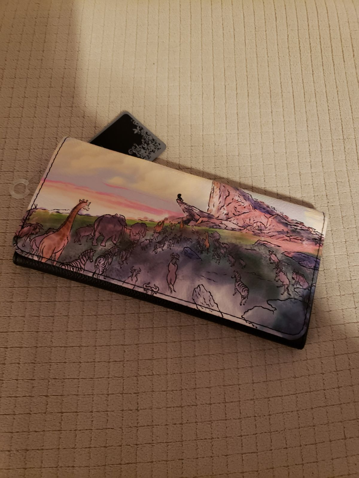 Disney Loungefly Lion King Wallet