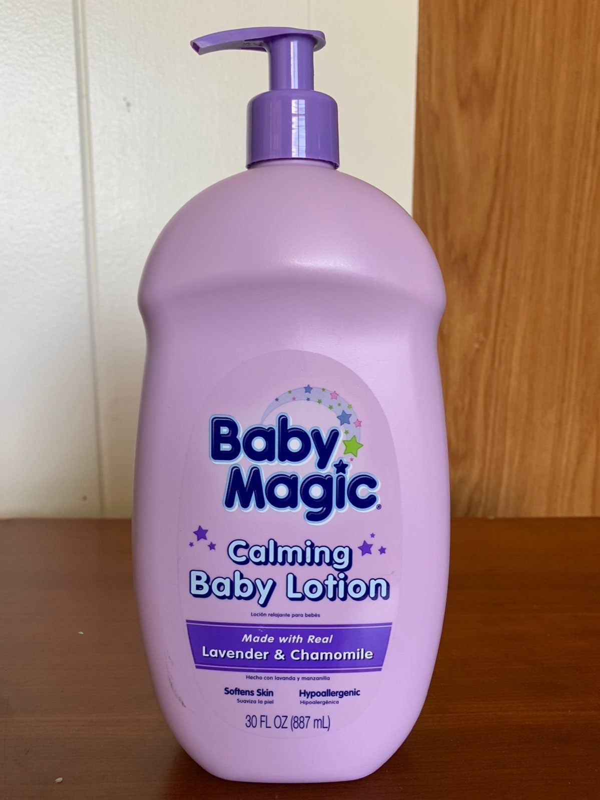 Baby Magic Lotion