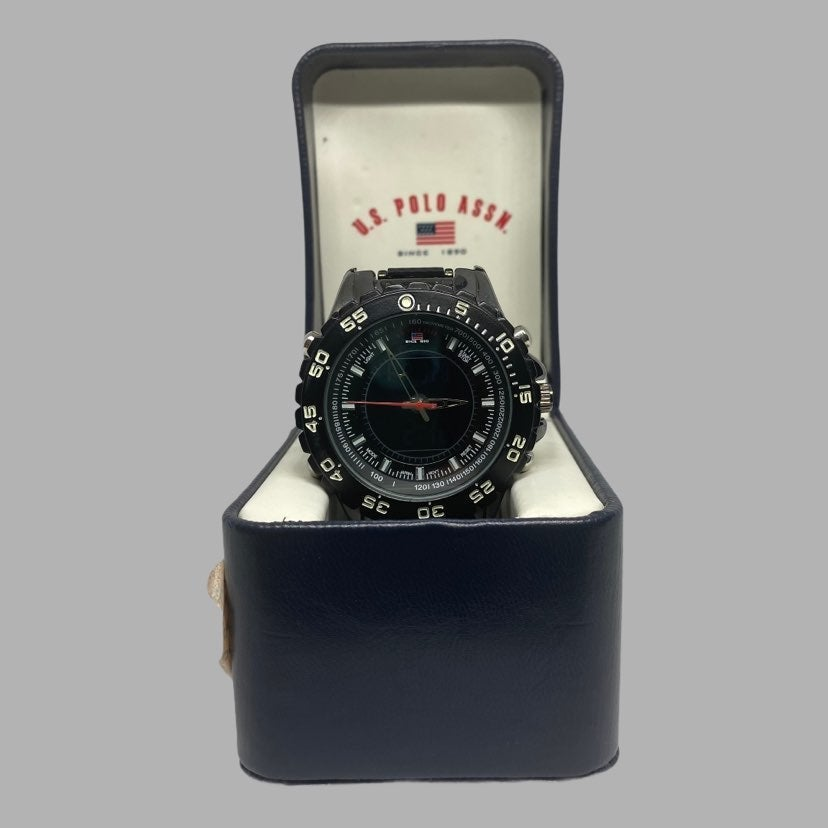 U.S POLO ASSN. Watch - Digital and Dial