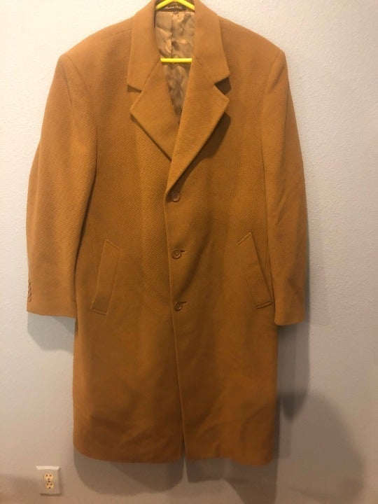 100% Lambswool Saks Fifth Avenue Coat