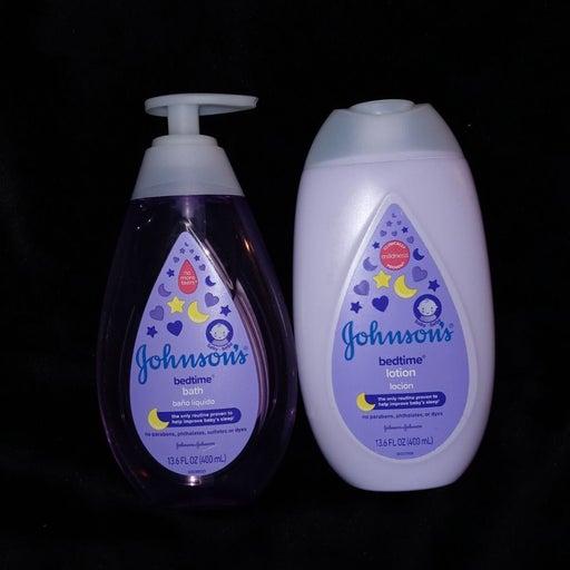 Baby shampoo lotion kit