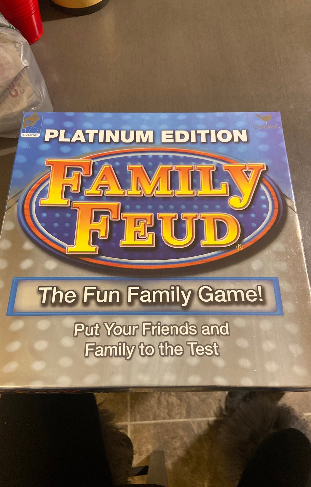 Family Feud Platinum Edition