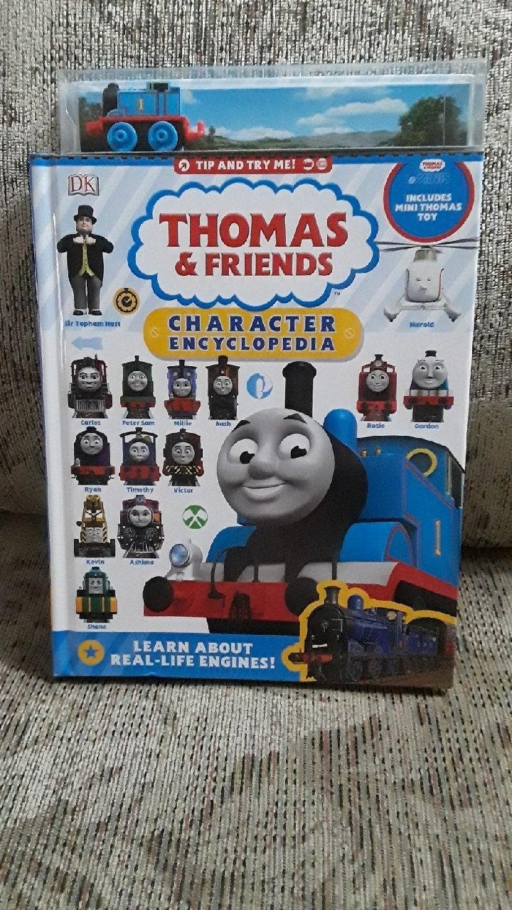 Thomas the train book