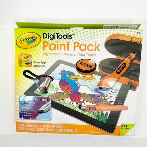 CRAYOLA DigiTools Paint Pack Digital Art