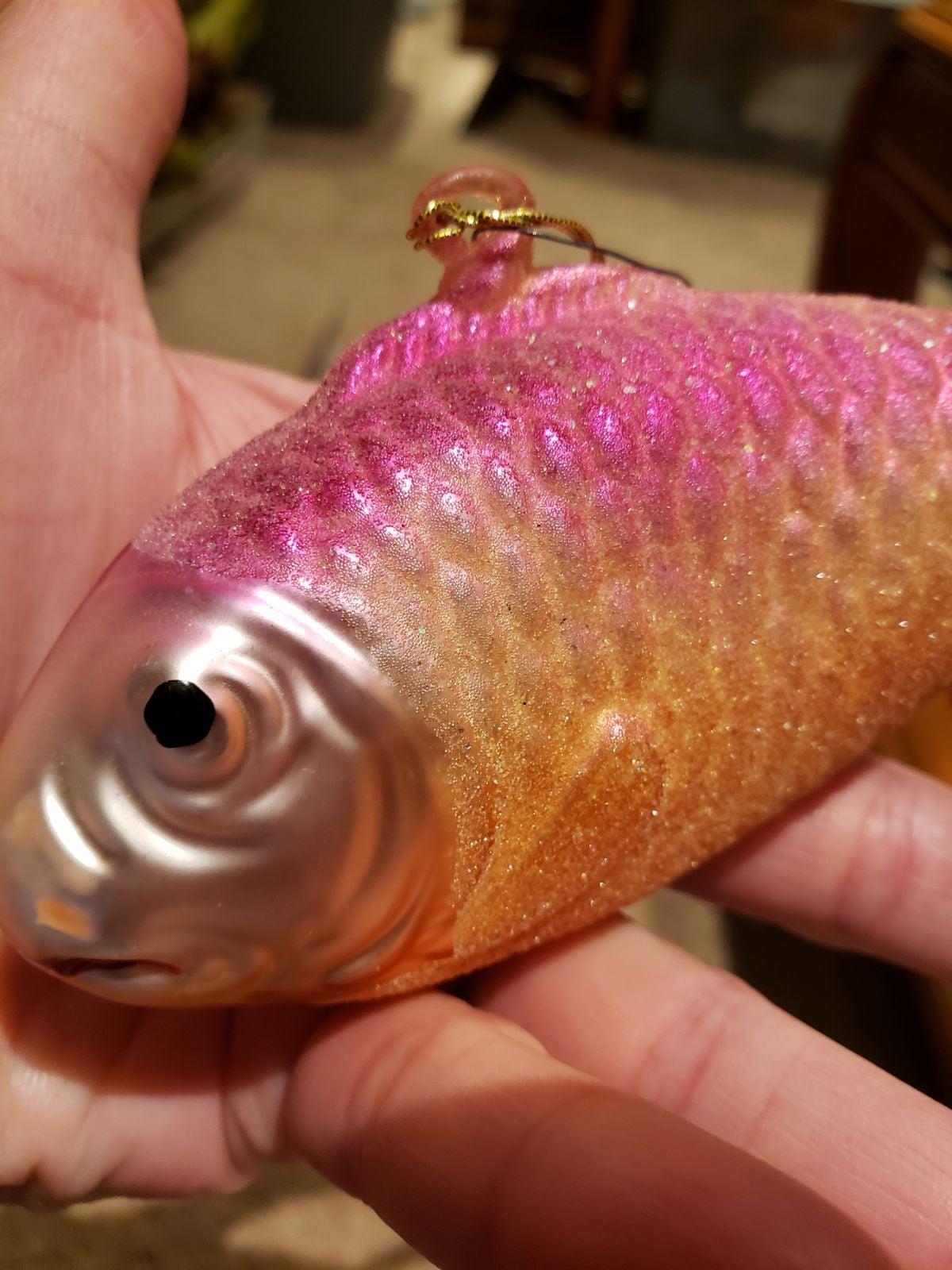Christopher Radko Tropical Fish