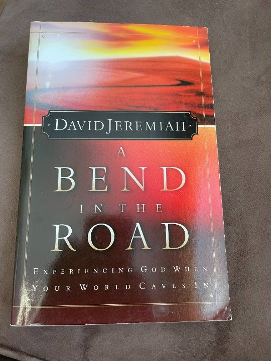 A Bend In The Road David Jeremiah PB