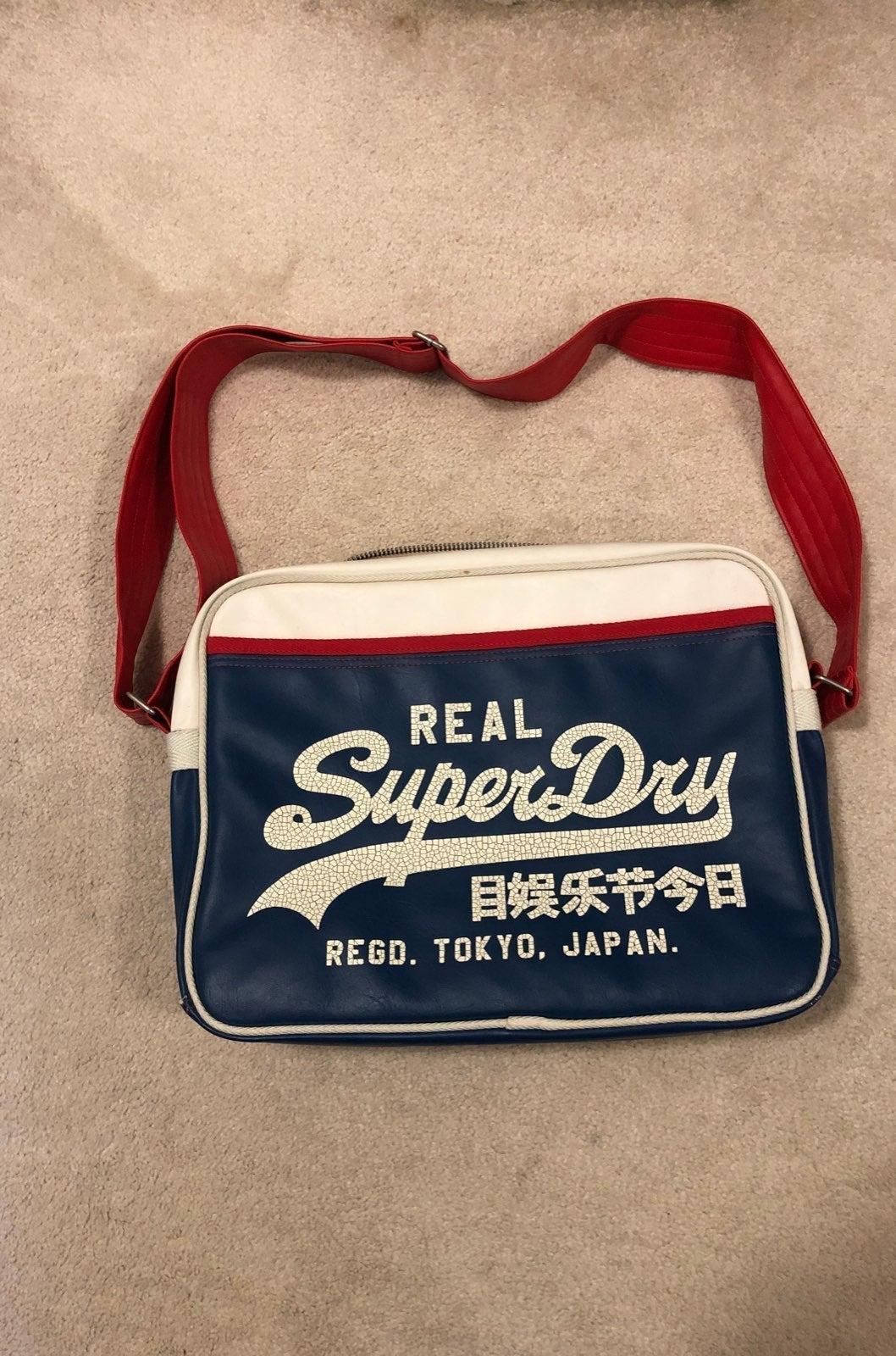Super Dry Men's Messenger Bag
