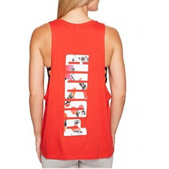 PUMA Women's Archive Logo Tank Top High
