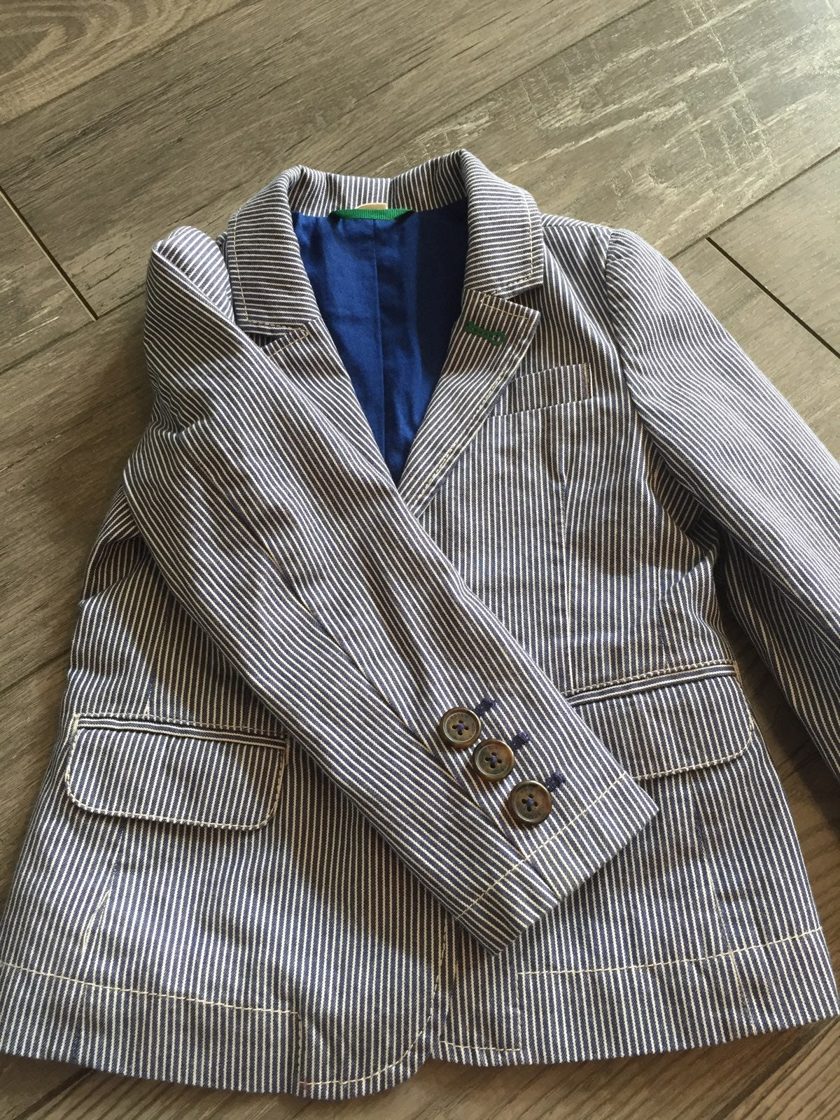 Mini Boden Blazer For Boy 3-4yrs