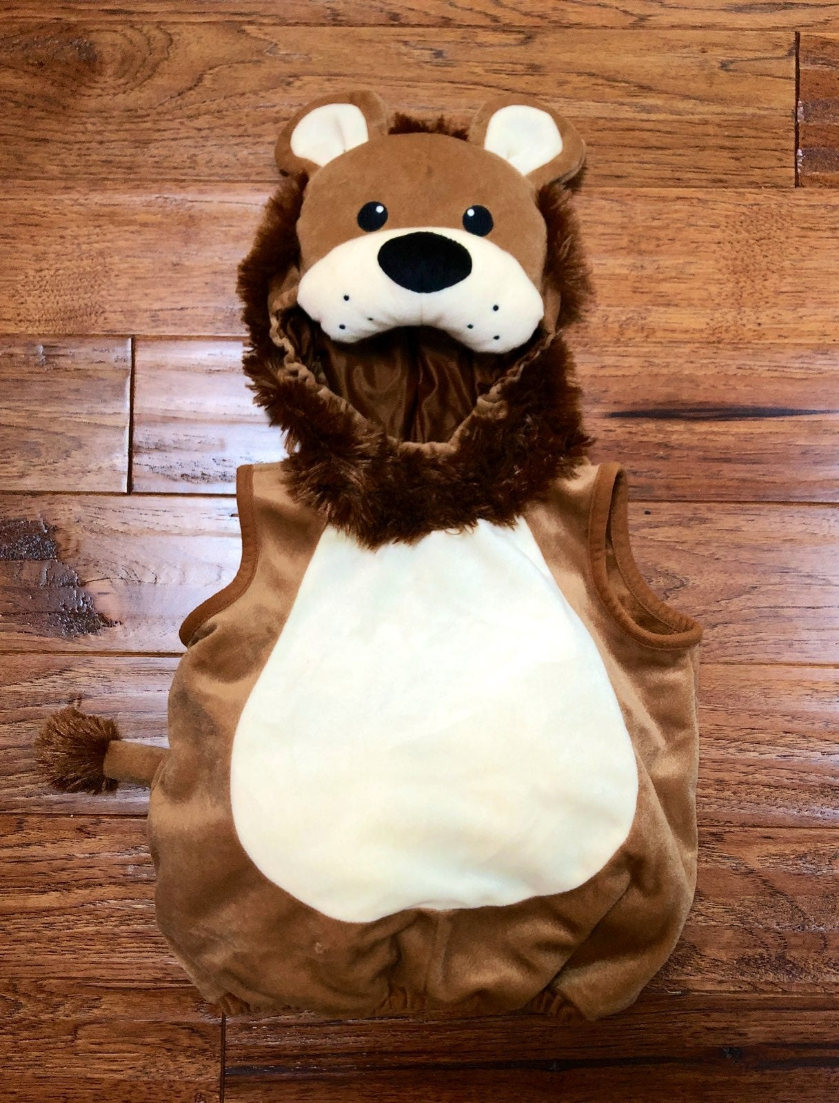 Baby Bear costume (6-9 months)