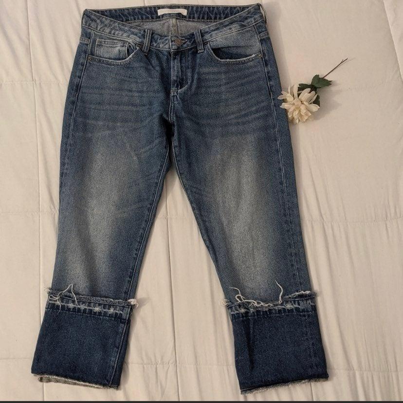 HIDDEN Boyfriend Jeans