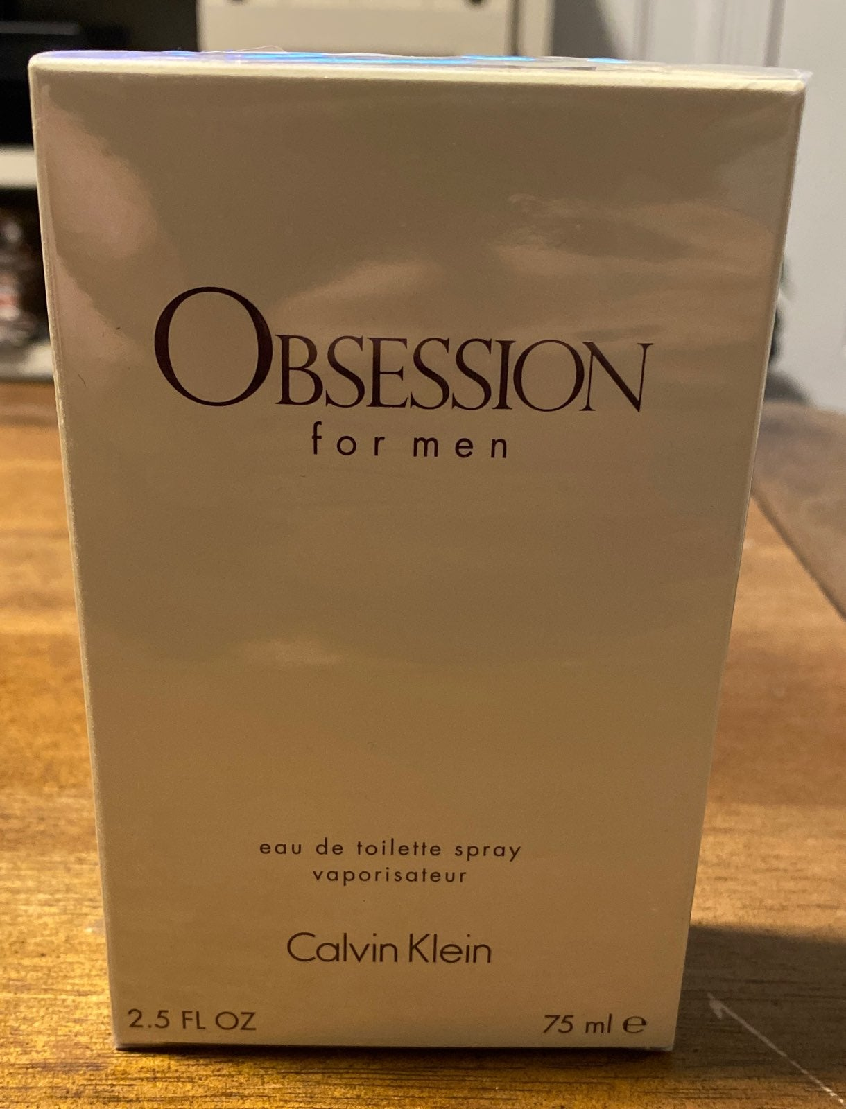 Calvin Klein Obsession 2.5 fluid oz