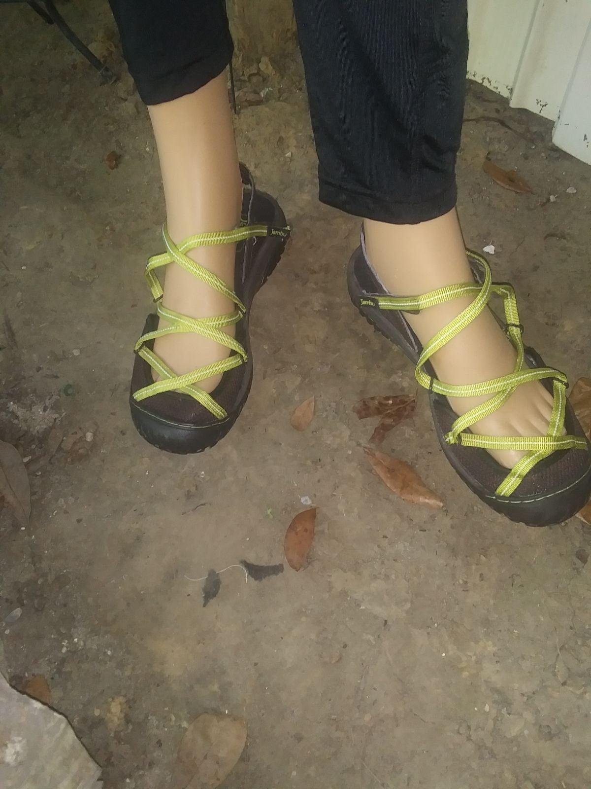 Women's Jambu water diva vegan shoes